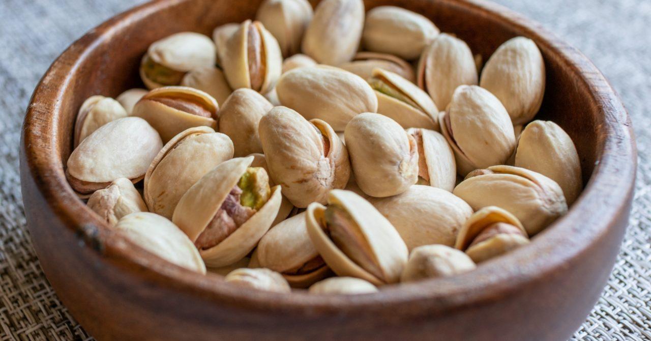 栄養成分がたっぷり含まれるナッツ「ピスタチオ」